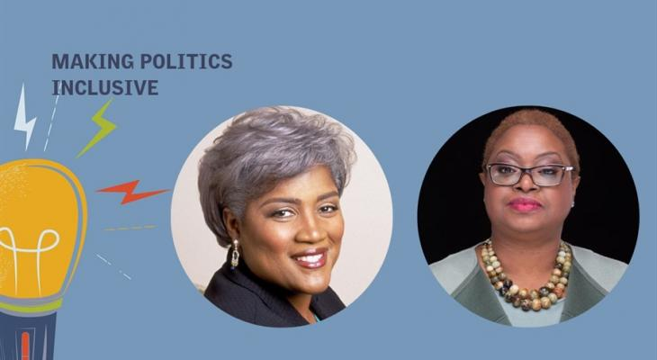 Donna Brazile & Leah Daughtry