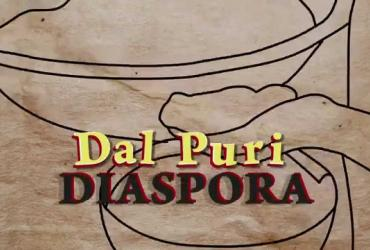 Dal Puri Diaspora illustration