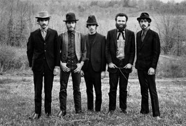 Robbie Robertson and The Band