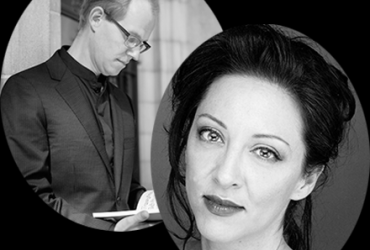 Soprano Nathalie Paulin and pianist Steven Philcox