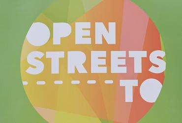 open streets toronto sign