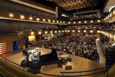 Koerner Hall interior